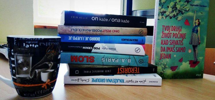 U subotu i ponedjeljak (21. i 23.4) vratite knjige bez plaćanja zakasnine