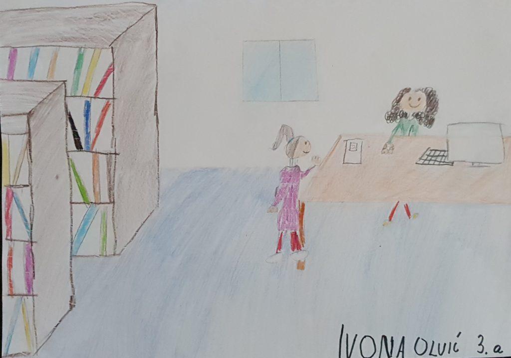 Dječji radovi za Noć knjige - Narodna knjižnica i ...